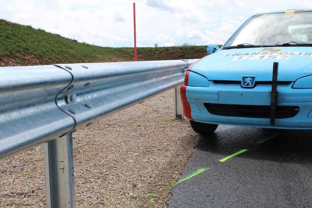 Transpolis for crash tests